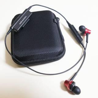オーディオテクニカ ATH-CKR75BT Bluetoothイヤホン