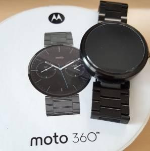 スマートウォッチ moto360 Android wear
