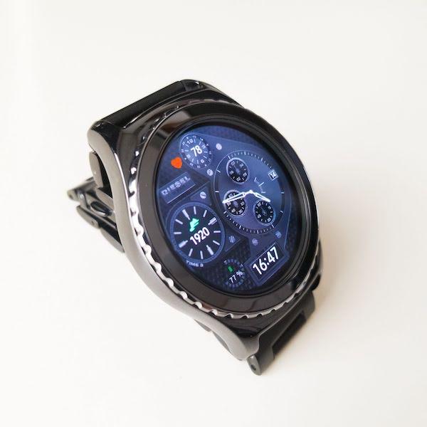 スマートウォッチ GearS2classic おすすめ 電池持ち抜群
