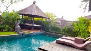 バリ島 ヴィラ プライベートプール付き ホテル