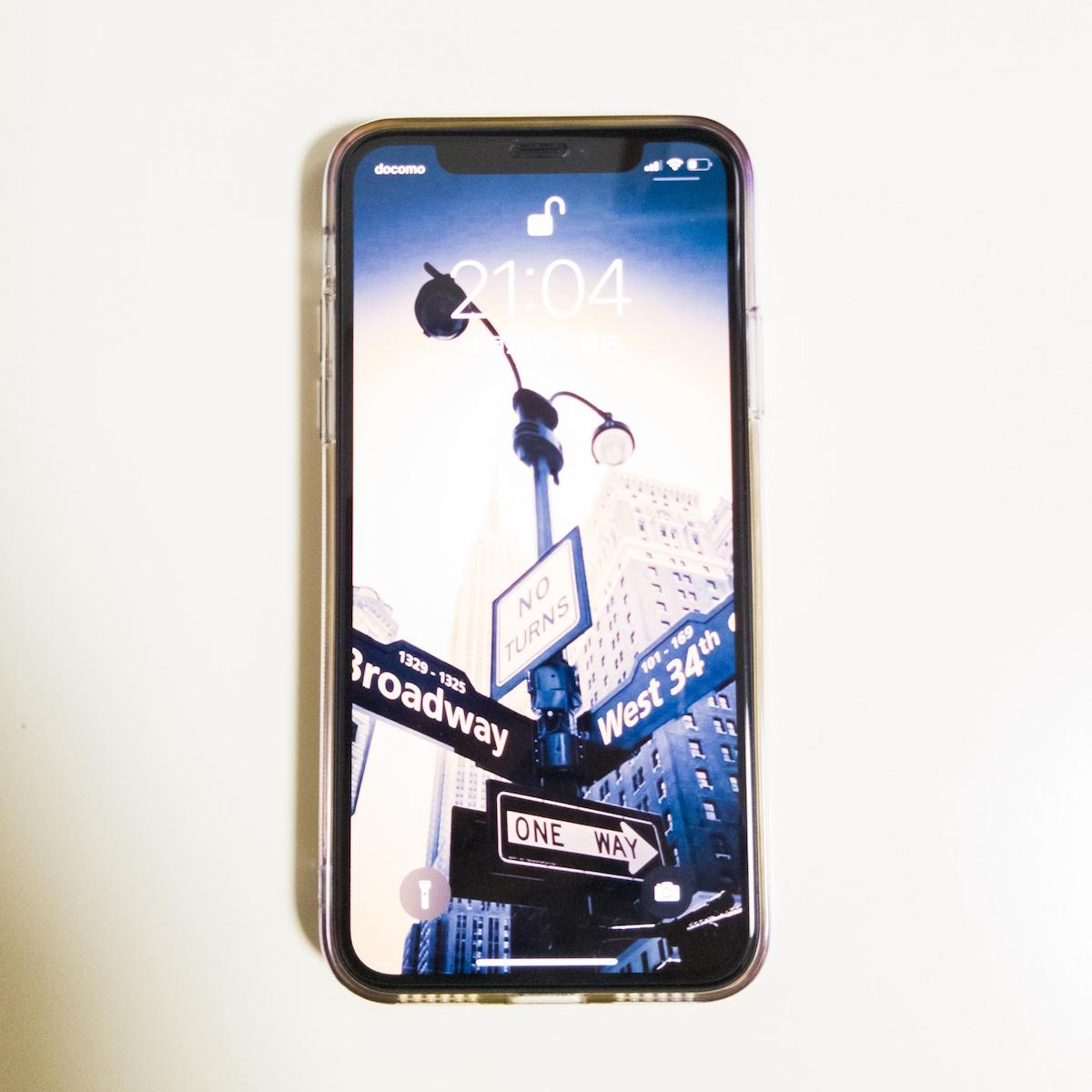 iPhone X レビュー