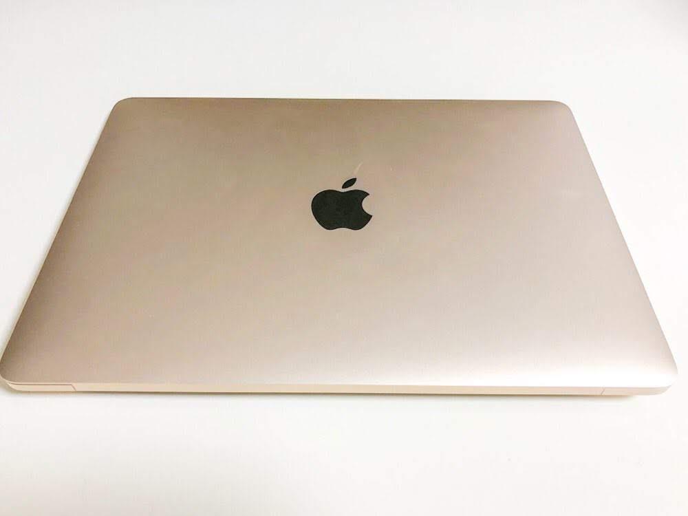 メイン端末はMacBook12(Mid2017)#わたしのブログ環境 #お前らのpcデスク周り晒していけ