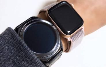 Apple Watch series4 とGear S2 を比較レビュー