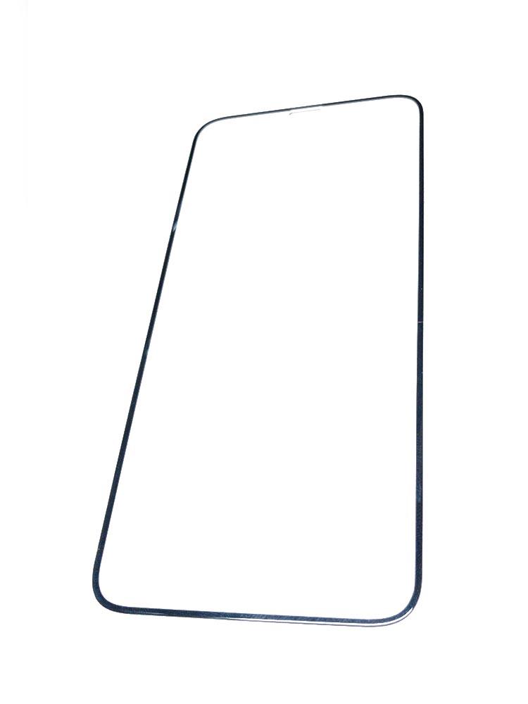 iPhoneX全面保護ガラスフィルム