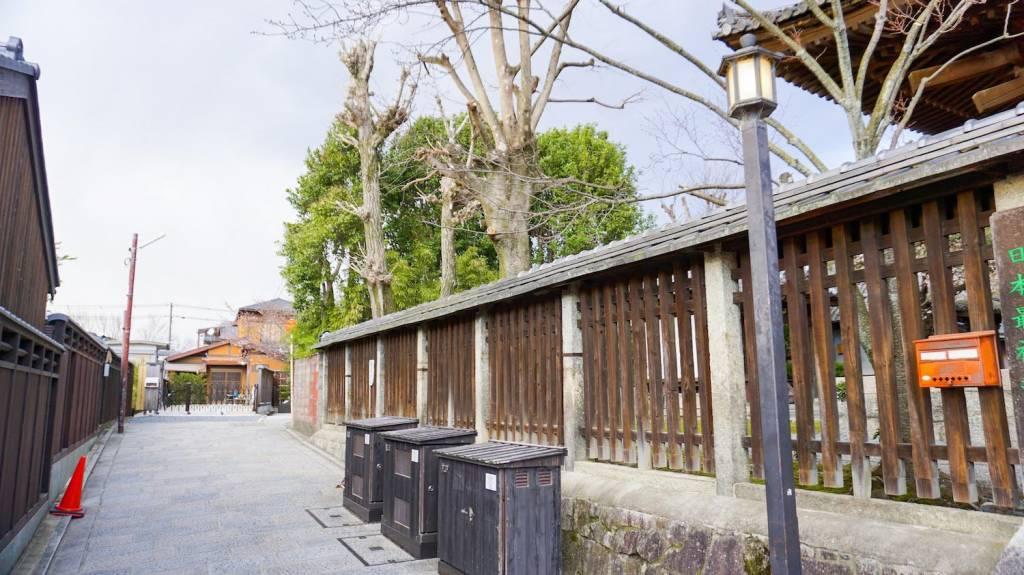 α5100で撮影した京都の風景