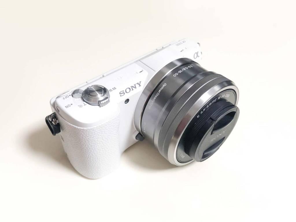 Sonyのミラーレス一眼カメラα5100