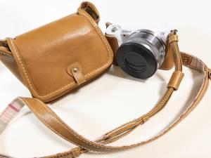 Sonyミラーレス一眼カメラα5100と周辺機器