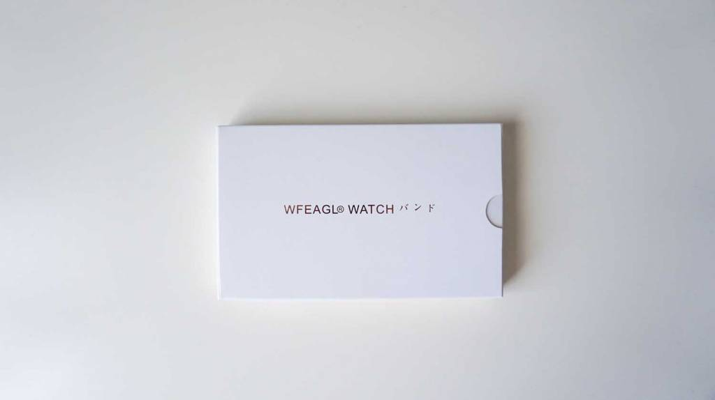 AppleWatchスポーツバンドWFEAGL