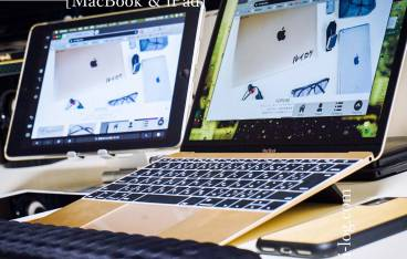 ルイログがSidecar機能をMacBook12とiPad9.7、iPadmini5で使ってみる