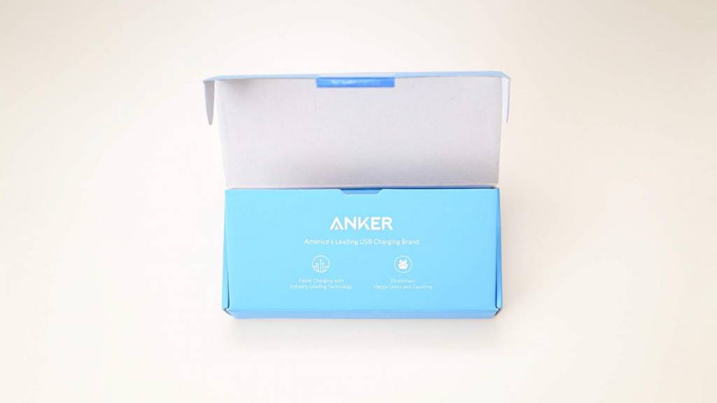 Anker PowerCore Fusion 5000パッケージ