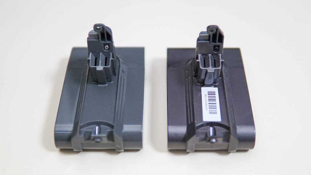 Dyson(ダイソン)DC61の純正バッテリーと互換性バッテリー