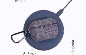 AnkerのQi充電器PowerWave10Pad(改善版)をルイログがレビュー