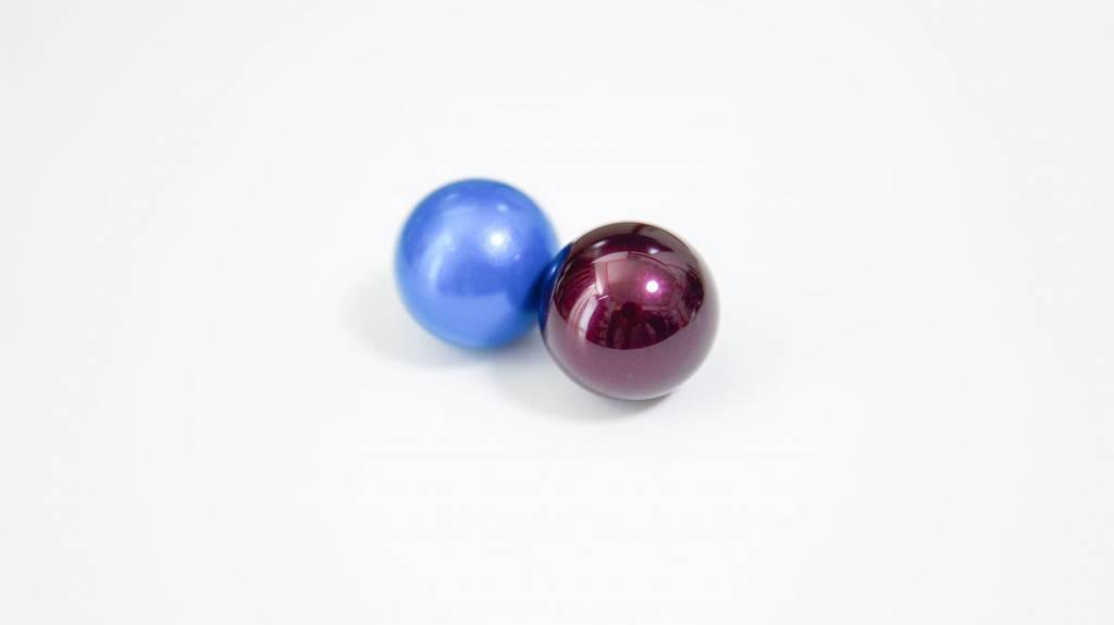 ペリックスのトラックボールの交換用ボールとM570tのボール