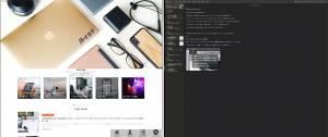 MacでSplit View
