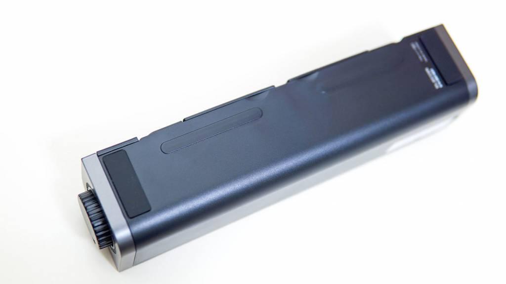ELECOM(エレコム)USB扇風機「FAN-U177BK」の裏面