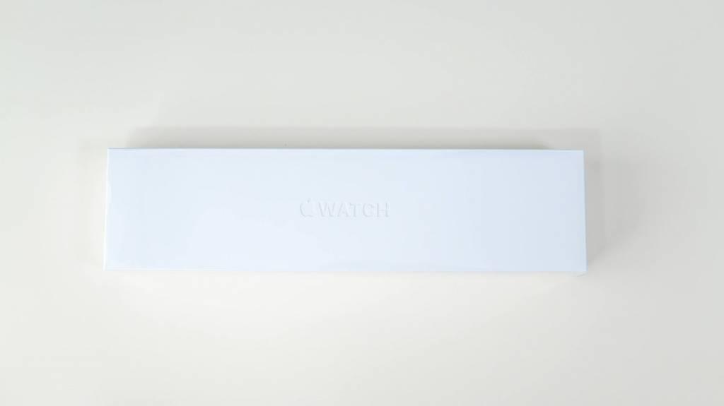 Apple Watch series 6外箱
