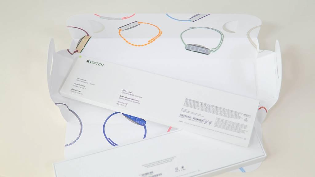 Apple Watch 6 開封