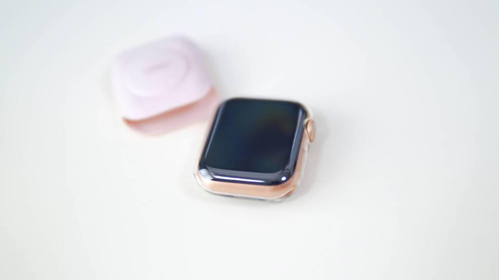 Apple Watch 6にApple Watch 4の全面保護ケースを装着