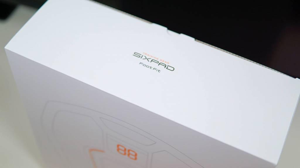 SIXPAD(シックスパッド)FootFitパッケージ