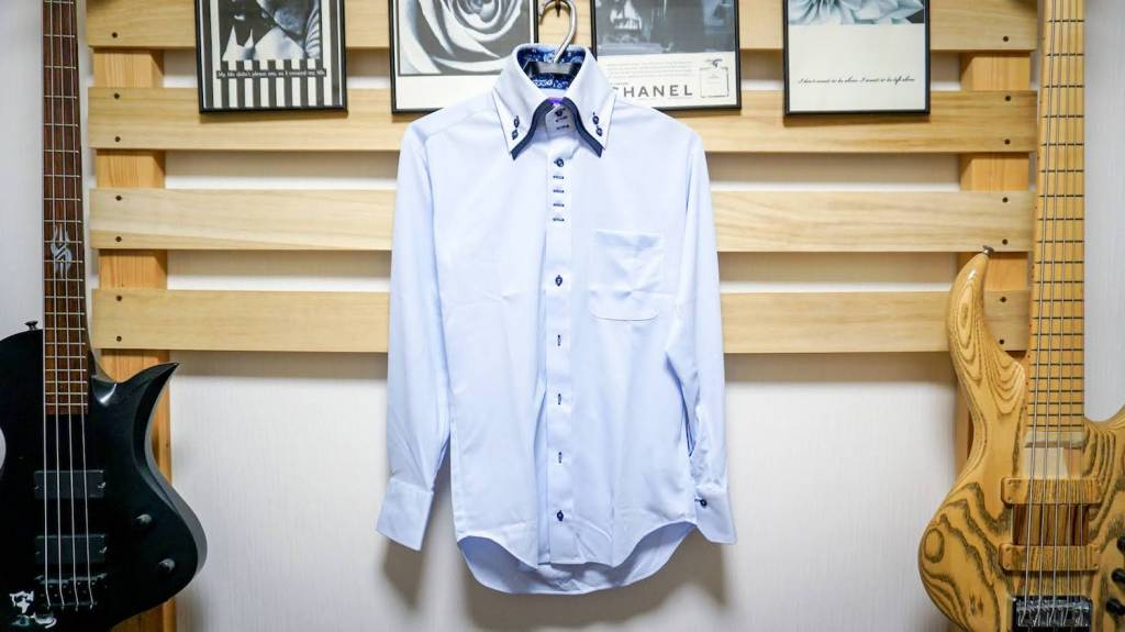 Perfect Suit FActoryのi-shirt(アイシャツ)