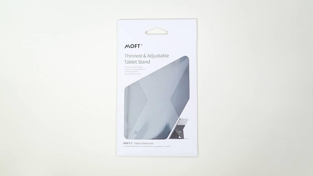 MOFT Xタブレットスタンドパッケージ
