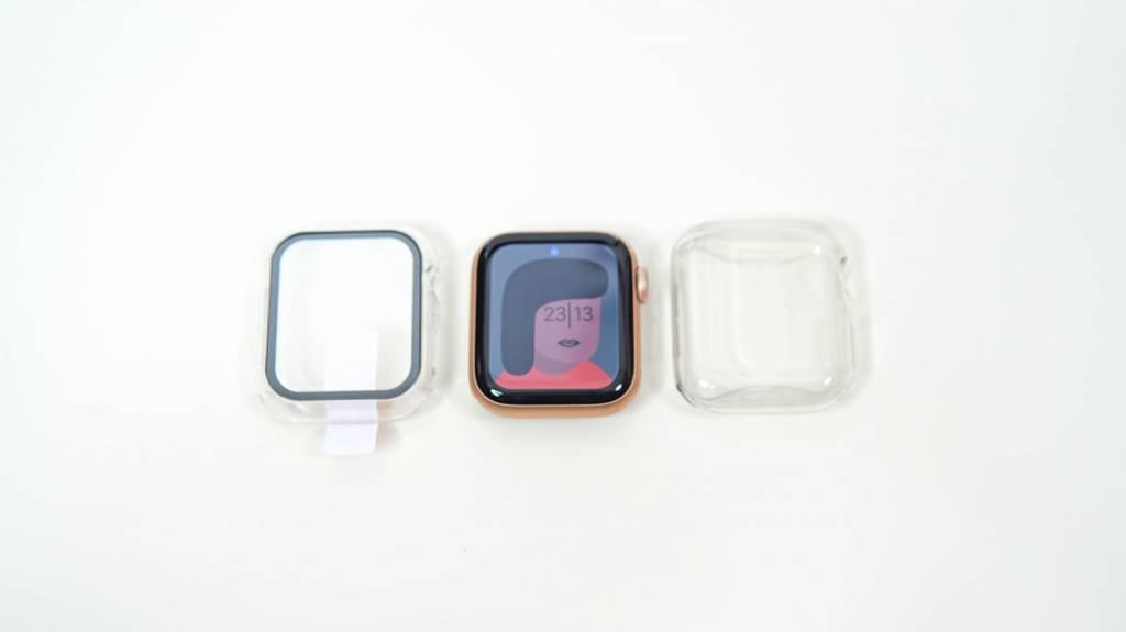 LK AppleWatch全面保護ケースとAppleWatch6