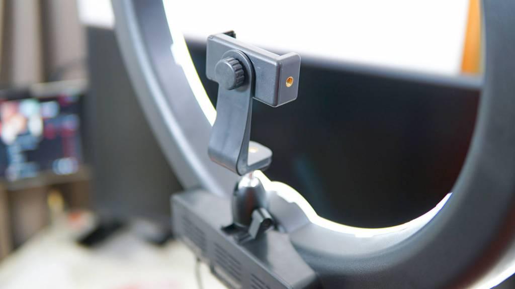 "Neewer LEDリングライトRL-18""LED"