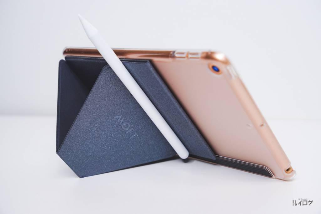 JAMJAKEi製Pad用格安スタイラスペンをMOFTXにひっつける