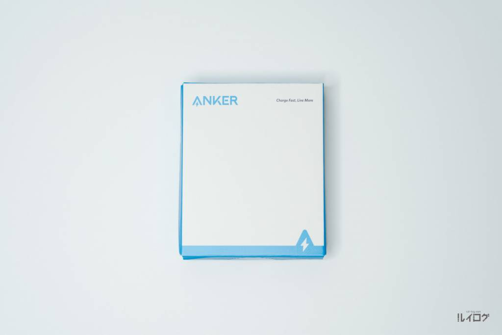 Anker PowerLine Ⅲ Flow USB-C & USB-Cのパッケージ