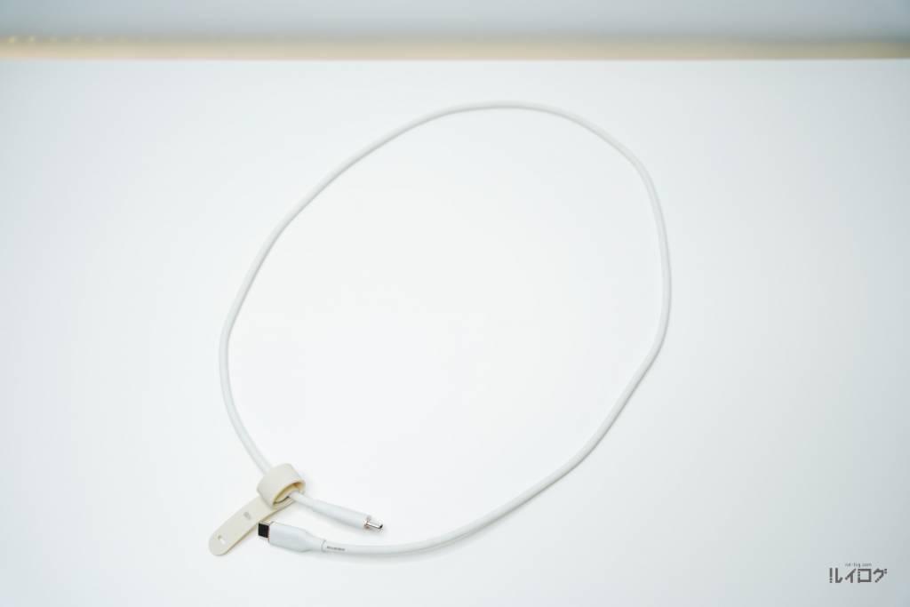Anker PowerLine Ⅲ Flow USB-C & USB-C本体