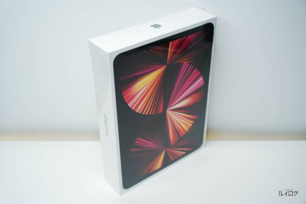 Apple iPadPro11(第3世代)M1 2021のパッケージ