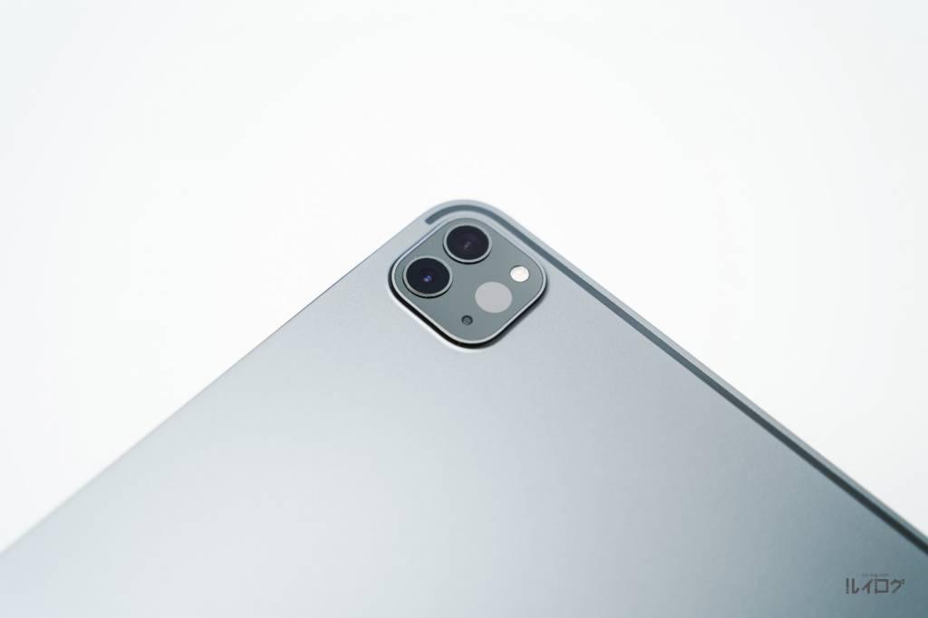 Apple iPadPro11(第3世代)M1 2021のカメラ部分