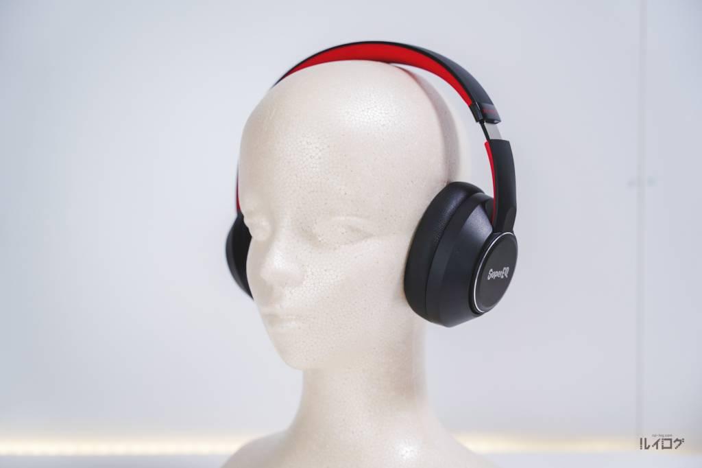 OneOdio Super EQ S1ノイキャンヘッドホン