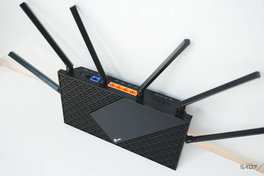 Wi-Fi6ルーターTP-Link Archer AX20本体