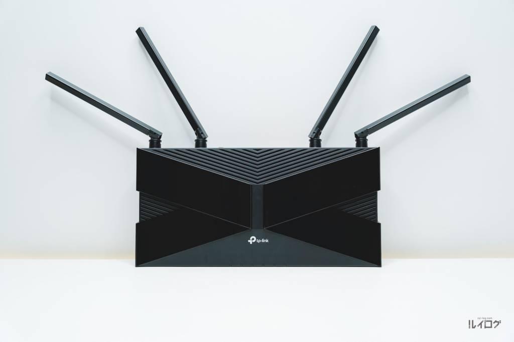 Wi-Fi6ルーターTP-Link Archer AX10本体