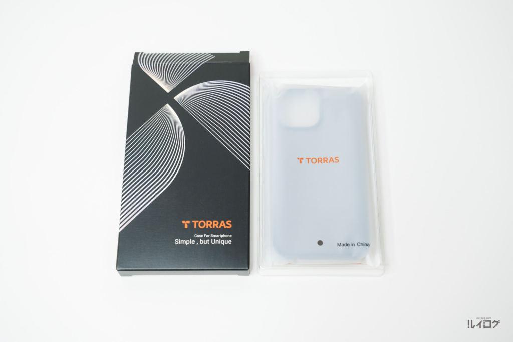iPhone13miniの耐衝撃性抜群薄型ケース