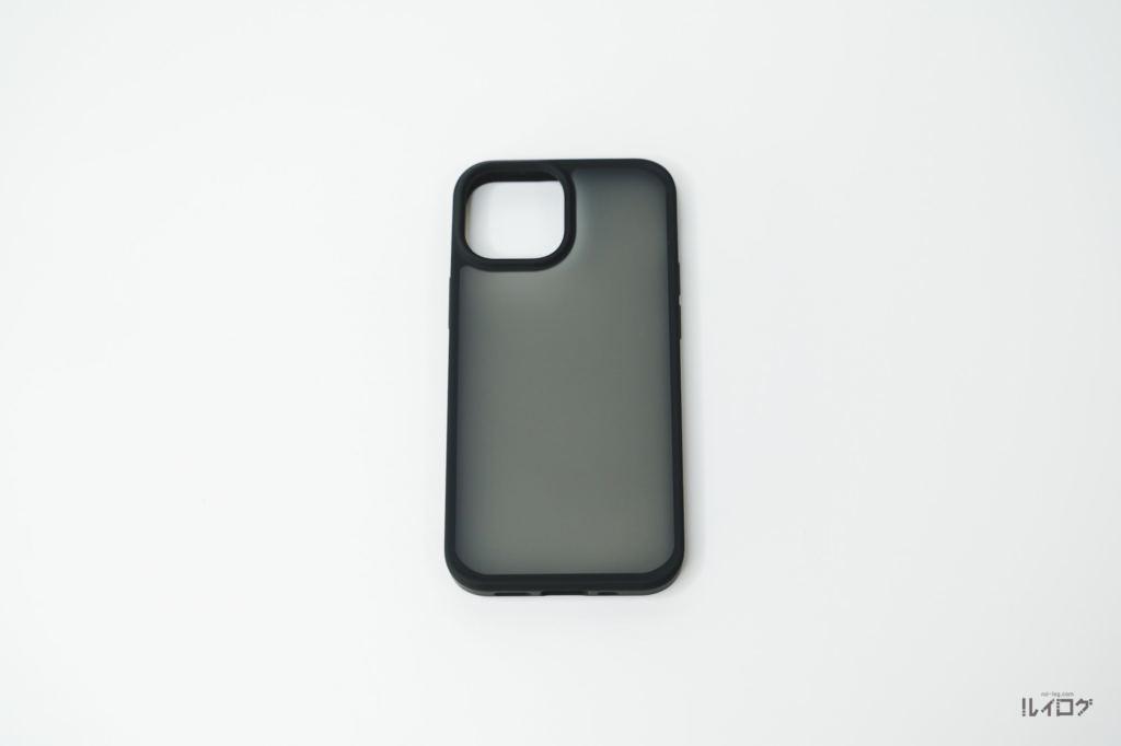 iPhone13miniの耐衝撃性抜群薄型ケース本体
