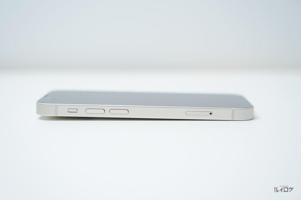 iPhone13mini側面左側